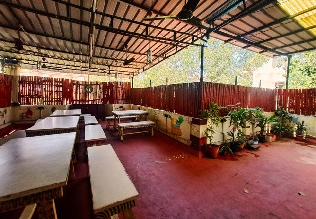 elements hostel guesthouse chennai rooftop terrace