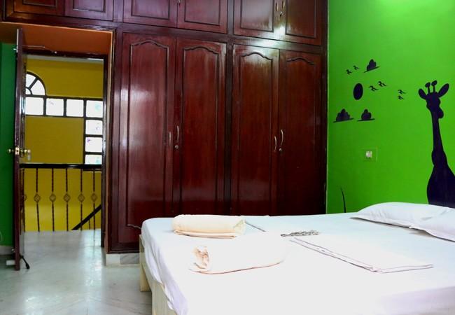 elements hostel guest house chennai twin room kanchipuram